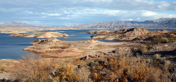 TravelerEdge Lake Mead National Recreation Area