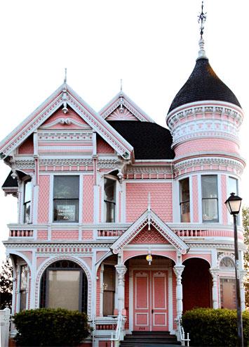 Milton Carson Home, Eureka
